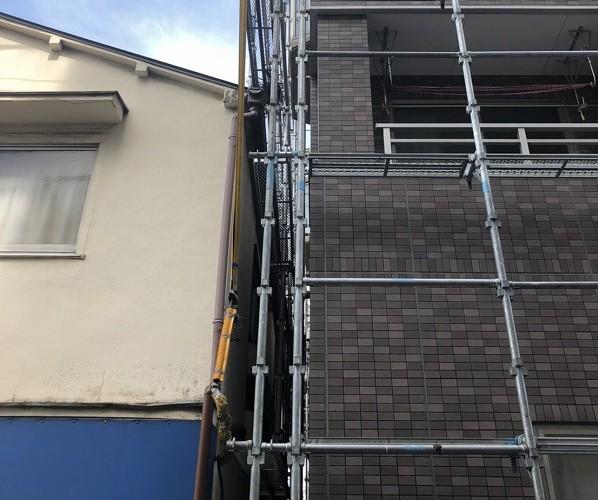 低層ビル 施工実績